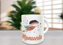 TAZA NOMBRE. Mod. Manuela
