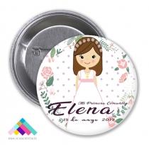 CHAPA COMUNIÓN Mod. Elena